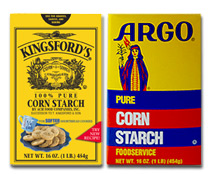 Argo kingsford 39 s corn starch over 100 years of quality - Ingenious uses for cornstarch ...