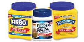 Brands of cornstarch